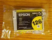 EPSON DURA BRITE ULTRA INK, 126, YELLOW